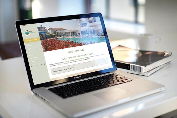 sito per hotel