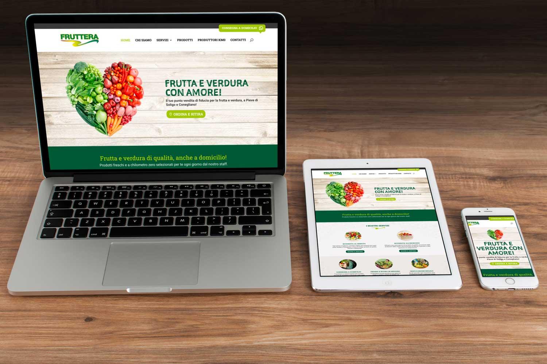 nuovo sito responsive per fruttera